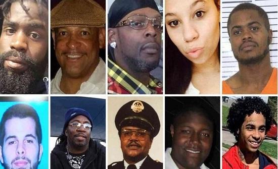17 قتيلا ضحايا الاحتجاجات وأعمال الشغب في أميركا