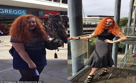 امرأة تفقد 25 كيلو جرام من وزنها بسبب صور رحلة
