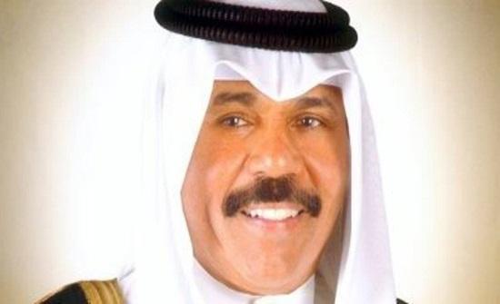 أمير الكويت: نتطلع إلى القمة الخليجية بالسعودية لتعزيز التضامن العربي والخليجي