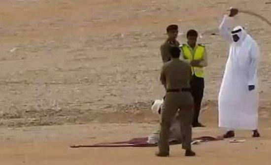 السعودية تعدم مواطنا بتهم متعلقة بالإرهاب وإثارة الفوضى