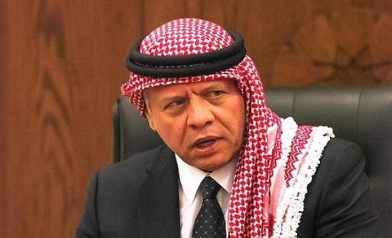 الملك يتلقى التعازي من الرئيس الإسرائيلي بوفاة الأمير محمد بن طلال
