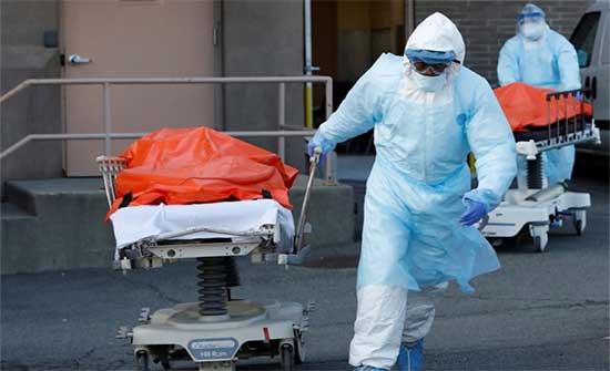 الاوبئة توضح سبب ارتفاع اعداد الوفيات بكورونا