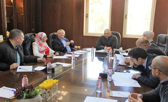 القصراوي: بيت الصادرات انموذج ناجح للشراكة بين القطاعين