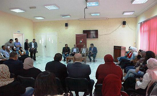 اللجنة الإدارية بمجلس النواب تلتقي هيئة شباب كلنا الاردن