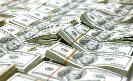 ارتفاع الدولار الأمريكي لأعلى مستوى في 5 اسابيع