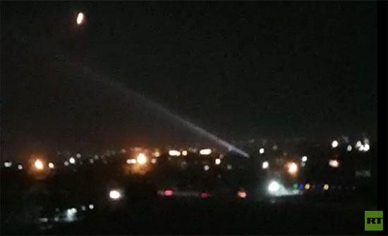 اعتراض طائرات مسيرة هاجمت قاعدة حميميم الروسية بسوريا