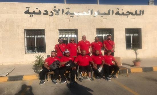 استعدادات أردنية متواصلة للمشاركة في بطولة تونس الدولية البارالمبية لألعاب القوى