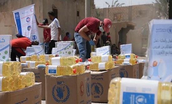 برنامج الغذاء العالمي: السوريون يواجهون أزمة جوع غير مسبوقة