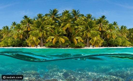 بالصور والفيديو: أفضل 5 فنادق في جزر المالديف
