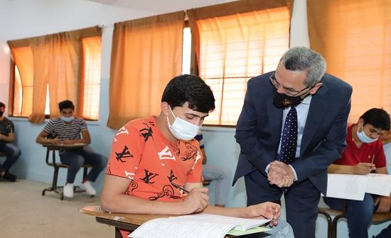 وزير التربية: الاهتمام الملكي حافز لطموحات الطلبة وتفوقهم