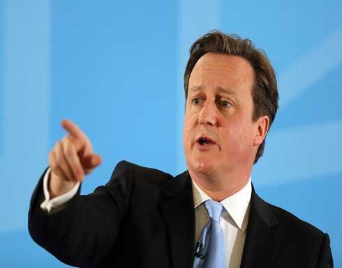 كاميرون وبلير يحذران من تخفيض بريطانيا لمساعداتها الخارجية