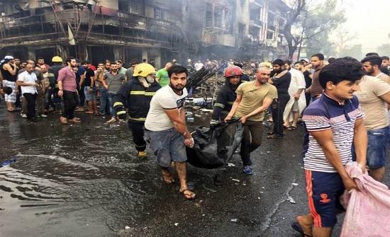 العراق: مقتل 13 شخصا وإصابة 18 آخرين بهجوم مسلح