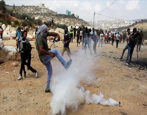 الضفة.. 19 إصابة بالرصاص خلال مواجهات مع الجيش الإسرائيلي