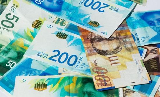 إسرائيل تمنع تحويل أموال الفلسطينيين من عملتها الى العملات الاجنبية