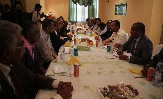 الوسيط الإثيوبي إلى الخرطوم مجدداً لاستئناف التفاوض