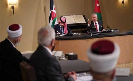 القدس الدولية توجه رسالة للملك : تطورات خطيرة تهدد الدور الأردني بالمسجد الأقصى
