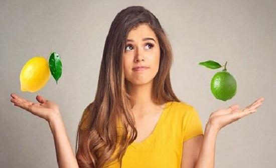 الليمون الأخضر يصنع المعجزات في جسد النساء