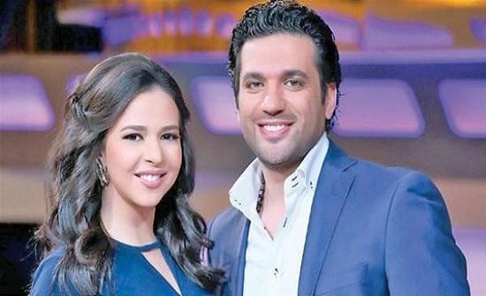 حسن الرداد يحرج الفنانين الذين حضروا حفل زفاف بعد جنازة سمير غانم