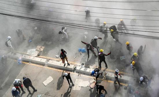 رداً على تصعيد العنف.. عقوبات أميركية جديدة على بورما