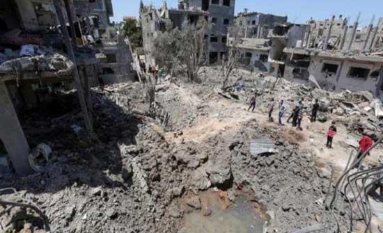 تقرير دولي: أضرار التصعيد الإسرائيلي بغزة تتراوح بين 290 و380 مليون دولار