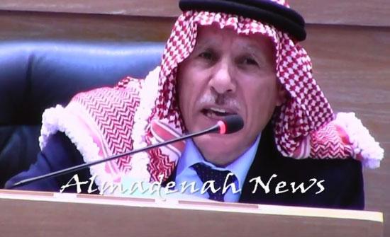 بالفيديو : كلمة العرموطي الساخنة  تحت القبة حول اتفاقية الغاز ( الفيديو يبث لأول مرة على المدينة نيوز )