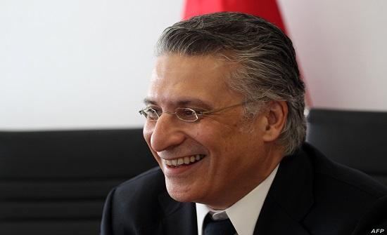 الإفراج عن رئيس حزب قلب تونس