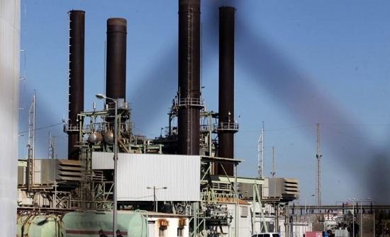 قرابة السبعين بالمائة نسبة العجز بالكهرباء في قطاع غزة