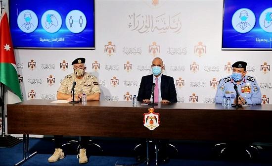الخصاونة يوضح تفاصيل استقالة وزير الداخلية - تفاصيل المؤتمر الصحفي