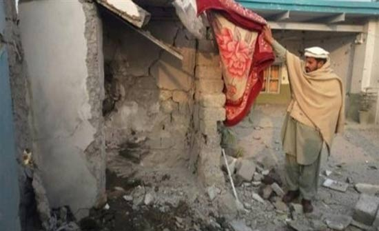 واشنطن تنفي قصفها مخيماً للاجئين الأفغان في باكستان