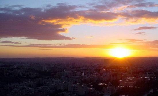الرياح الشرقية تزور الأردن خلال الأسبوع الحالي ولمدة طويلة نسبياً
