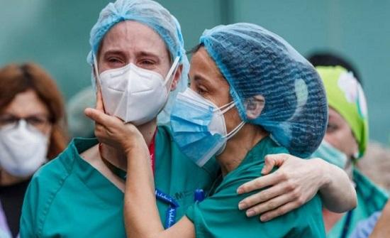 الصحة العالمية تدعو لمضاعفة الجهود للتصدي لفيروس كورونا