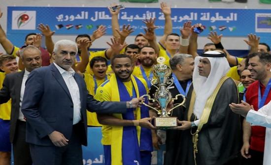 وزير الشباب والرياضة العراقي يُثني على عمق العلاقات الرياضية والشبابية مع الأردن