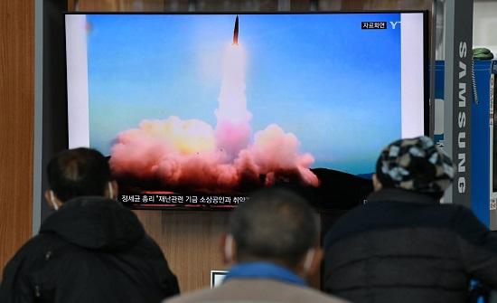 مسؤول أمريكي رفيع لـCNN: كوريا الشمالية أطلقت صاروخين باليستيين