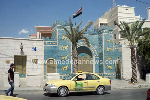 السفارة العراقية بعمان تدعو رعاياها للتواصل معها في الحالات الطارئة