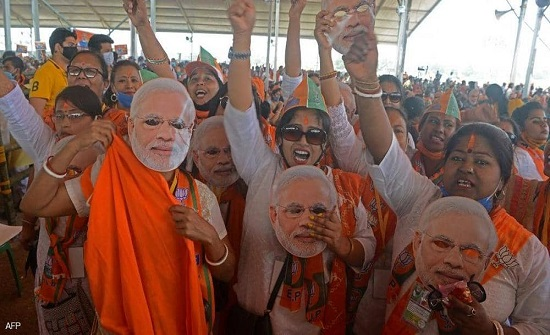 """الهند.. حزب مودي يخسر الانتخابات في ولاية """"كورونا الشرسة"""""""