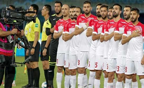 تأهل منتخبنا الوطني لكرة القدم الى نهائيات كأس العرب