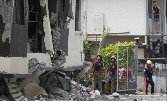 زلزال قوي بجنوب الفلبين يقتل طفلة ويوقع اصابات