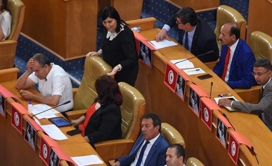 """تونس.. النهضة تدين استمرار انتهاك """"الحزب الدستوري الحر"""" حرمة البرلمان"""