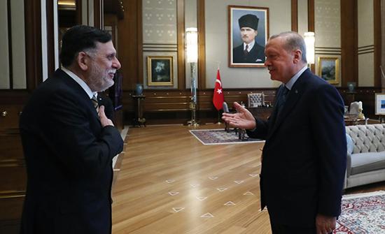 """متحدث الرئاسة التركية يتحدث عن شكل جديد لـ""""الرئاسي الليبي"""" قبل لقاء الرئيسين"""