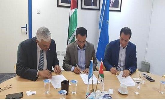 """""""أكاديمية أبوغزاله"""" توقع اتفاقية للتدريب في مجال التسويق"""