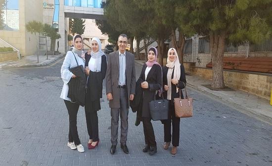 تأَهل فريق طلبة كلية القانون باليرموك للمشاركة في مسابقة المحكمة الصورية العربية في عُمان