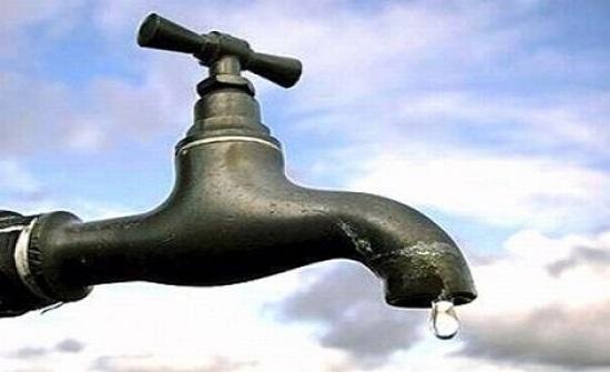 """الأردن :  اشترى 8 مليون متر مكعب مياه من """"إسرائيل"""""""
