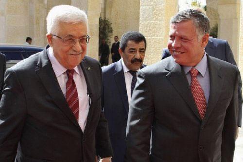 الملك يلتقي عباس في عمّان الأحد