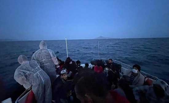 اتفاق ليبي أوروبي للحد من الهجرة غير النظامية