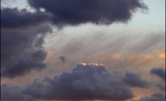 كتلة هوائية حارّة تقترب من المملكة وعودة ارتفاع درجات الحرارة اعتباراً من الأربعاء