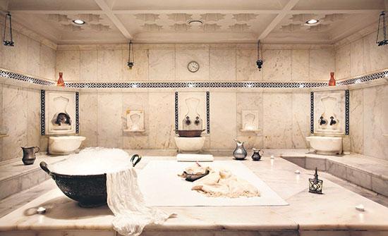 الزرقاء: إيقاف 4 حمامات تركية عن العمل