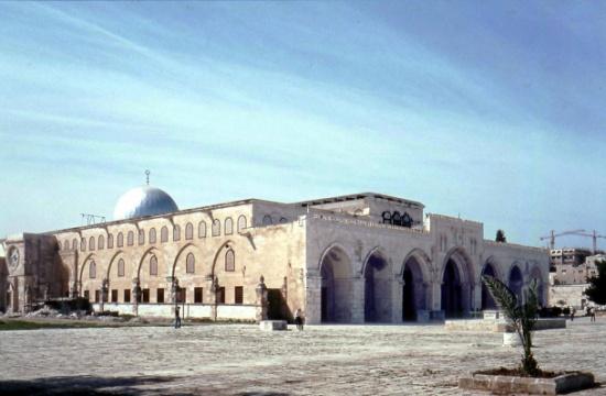 لا حريق في المسجد الاقصى