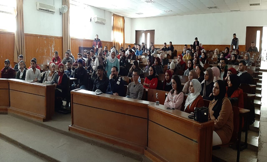 """""""رياضة اليرموك"""" تنظم اجتماعا لطلبتها حول امتحان الكفاءة الجامعية"""