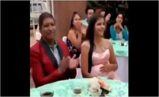 """احتفال لزوجين بإعلان جنس مولودهما يتحول لمعركة بعد اكتشاف خيانة الزوجة """"فيديو"""""""