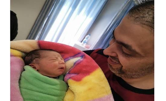 محمود دايخ .. مبروك المولود الجديد